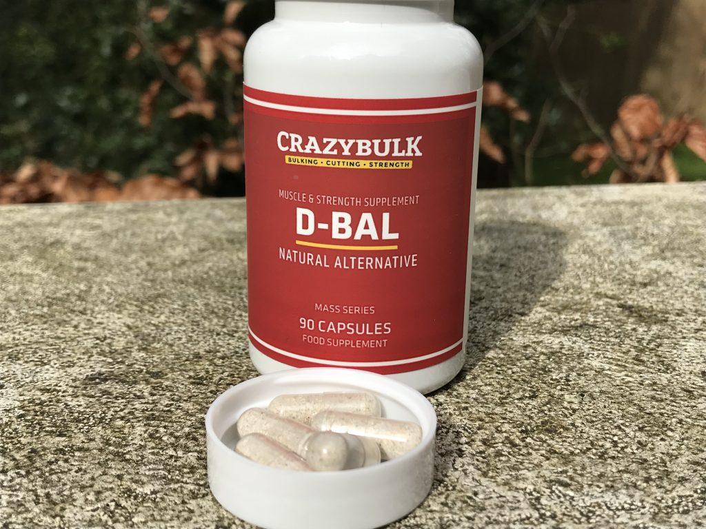 crazybulk D-Bal australia