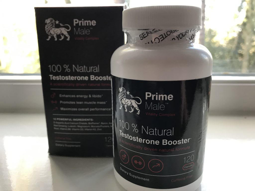 prime male best t-booster Australia