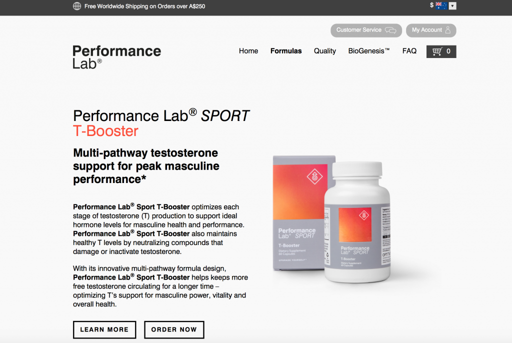 performance lab SPORT reviews