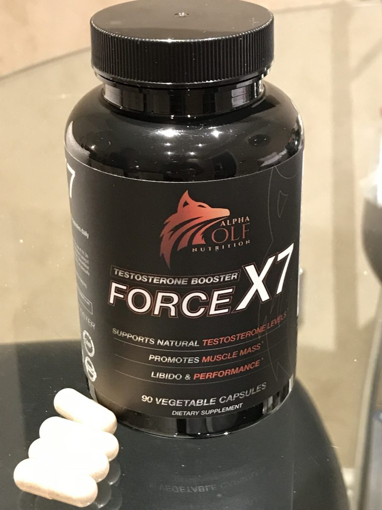 alpha wolf force x7 review
