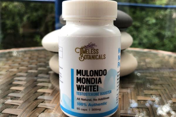 mulondo mondia whitei reviews