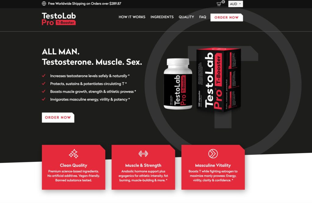 testo lab pro website