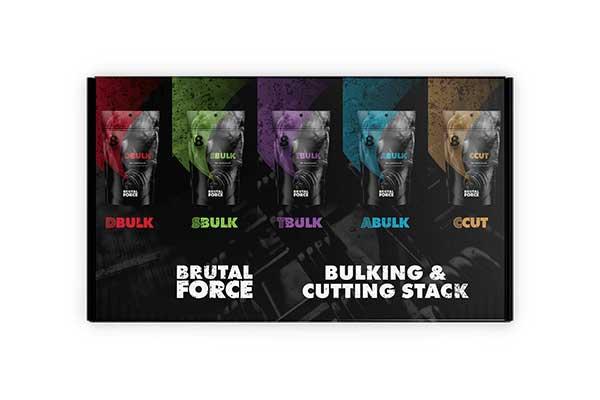brutal force stacks